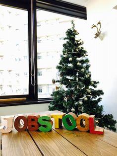 クリスマス仕様になりました ジョブズツールの営業日誌