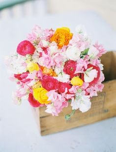 Pretty #spring #bouquet