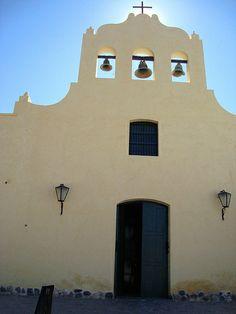 Iglesia de Cachi, Salta.