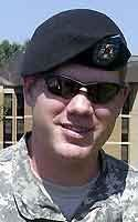 Army Spc. Matthew C. Frantz  Died January 20, 2006 Serving During Operation Iraqi Freedom  23, of Lafayette, Ind.; assigned to the 1st Special Troops Battalion, 1st Brigade Combat Team, 101st Airborne Division, Fort Campbell, Ky.; killed Jan. 20 when an improvised explosive device detonated near his Humvee during patrol operations in Huwijah, Iraq.