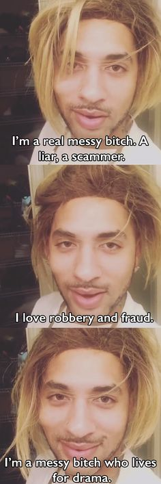 When she listed her interests: | 17 Times Joanne The Scammer Was A Gift The Internet Didn't Deserve