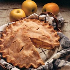 Pie crust from scratch makes a pie extra special. The butter in this recipe makes a flavorful, flaky pie crust that is easy to handle and bakes beautifully.