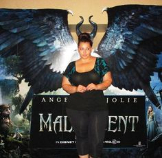 Repost!   Lola loves how Jenn wore her Lola Leggings to the premiere of #Maleficent!   Where do you Iet your Lola's take you?
