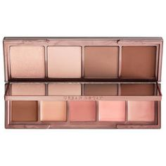 Naked Skin Shapeshifter Light Medium Shift (Cream) 5 x by Urban Decay. A three-in-one complexion palette that contains both powders and creams to contour, color-correct, and highlight. Urban Decay's Naked Skin Shapeshifter is more than a contour kit. Palette Contouring, Skin Color Palette, Make Up Palette, Highlight Palette, Urban Decay Makeup, Best Waterproof Makeup, Sweat Proof Makeup, Shopping, Vestidos
