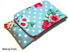 Neben den Handytaschen aus Filz gibt es jetzt auch Handytaschen aus Stoff, mit denen du dein Smartphone hübsch verpacken und schützen kannst. Sie sind aus tol