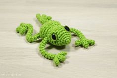 Free crochet pattern: Small long-legged cat // Kristi Tullus (sidrun.spire.ee)