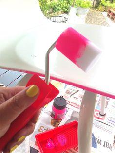 DIY chairs - love this idea!