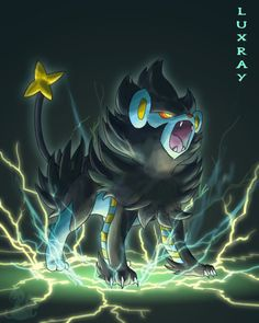 Luxray I Spent Hours Upon Chaining For A Shiny Shinx Once