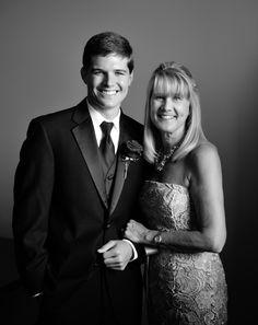 groom & mother