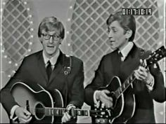 Chad & Jeremy - Yesterday's Gone (rare 1964 clip)