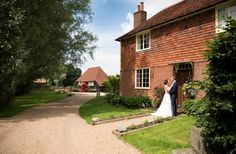 10 wedding venues from TV and film   Darling Buds Farm, Kent   weddingsite.co.uk