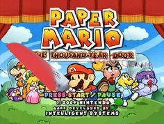 Paper Mario: 1000 Degree Glowing Knife