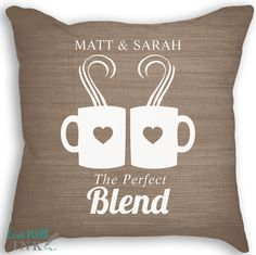 Perfect Blend - Pillow