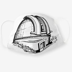 Optical telescope observatory, like the one on Mount Palomar, is a classic image for anyone interested in astronomy and space science. Classic Image, Shape Of You, Telescope, Astronomy, Snug Fit, Sensitive Skin, First Love, Baseball Hats, Science