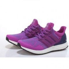 lowest price f9e48 317e3 Adidas Ultra Boost women Purple white