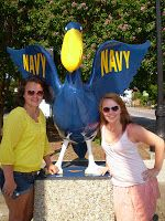 With the NAVY Pelican  ::Pensacola. FL