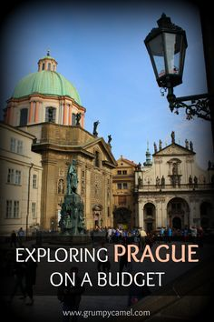Planning to spend a few days in Prague? Here's how you can explore this exciting city without spending too much money. Cool Places To Visit, Places To Go, River Cruises In Europe, Travel Guides, Travel Tips, Travel Destinations, Prague Travel, Central Europe, Bratislava