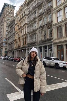 Cold Weather Outfits, Fall Winter Outfits, Autumn Winter Fashion, Mode Outfits, Trendy Outfits, Fashion Outfits, A New York Minute, Winter Fits, Look Fashion