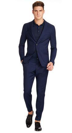 Pak blauw uni Elwyn | Van Gils | Officiële online shop