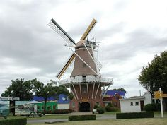 De Molen windmill in Foxton.jpg