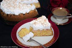 Home - Food - Gudrun von Mödling Home Food, Vanilla Cake, Sweet Tooth, Gudrun, Pie, Sweets, Desserts, Ring Cake, Food Food