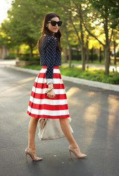 Fashion Forward Independence Day
