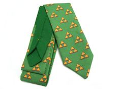 Triforce Neck Tie