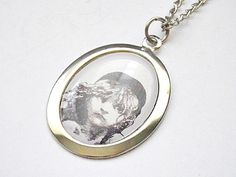 Les Miserables Cosette broadway musical poster playbill fan art pendant necklace USD14 FREE SHIPPING