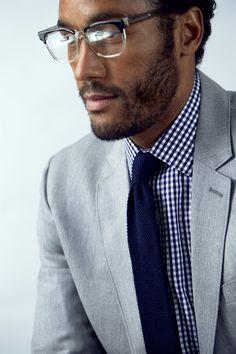 Look smart. Look sharp.