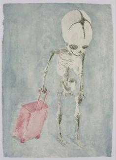 James Rielly, No Home, 2012