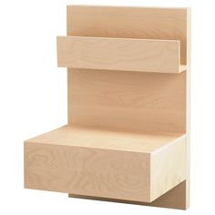 MALM Nightstand - birch veneer - IKEA, for Ryder's room, I will paint it...