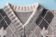 """Собрано это не мной. Я увидела этот материал в блоге """"Модное вязание у Перчинки"""". Очень полезный материал, поклон автору!!!  Красивые способы обвязки горловины и проймы спицами"""