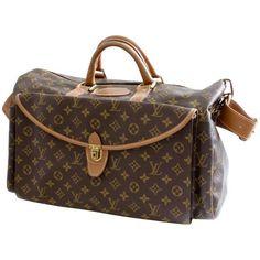 Vintage and Designer Luggage and Travel Bags - 710 For Sale at Louis Vuitton Totes, Louis Vuitton Handbags, Louis Vuitton Speedy Bag, Louis Vuitton Monogram, Louis Vuitton Damier, Ysl Handbags, Purses And Handbags, Louis Vuitton Collection, Authentic Louis Vuitton