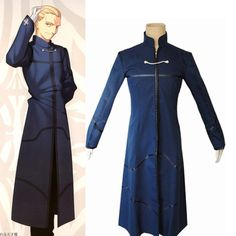 Back To Search Resultsnovelty & Special Use 2019 Anime Fate Zero Kayneth El-melloi Archibald Uniform Cosplay Costume Street Price