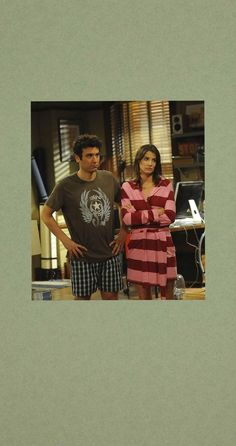 Sparkle Wallpaper, Iphone Wallpaper, Marshall Eriksen, Ted And Robin, Robin Scherbatsky, Ted Mosby, Himym, How I Met Your Mother, I Meet You