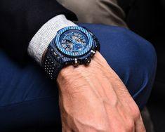 Hublot Big Bang Unico Italia Independent Watches In Texalium Hands-On