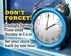 125 Best Daylight Savings Time images in 2019 | Daylight