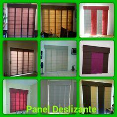 Los Paneles Deslizantes son la mejor solución estética y practica para puertas corredizas, ventanas de gran tamaño, entre otras. Los paneles fabricados a la medida, funcionan de la misma manera en que se mueven sus puertas corredizas. Estos paneles están disponibles en una gran variedad de colores que se ajustan fácilmente a su espacio. Solicita tu presupuesto sin compromiso a los tel 2613372 y el cel 6621810545.