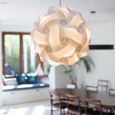 Smarty Lamps Cosmo Geometric Ball Light Shade by Smart Deco Style, the perfect gift for Explore more unique gifts in our curated marketplace. Ball Lights, Globe Lights, Free Standing Lamps, Ceiling Shades, Lamp Shades, Shade Structure, Contemporary Interior Design, Interior Lighting, Lighting Ideas
