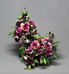 Dekoracja nagrobna komplet, bukiet+wiązanka My Flower, Flowers, Woodworking Plans, Flower Arrangements, Floral Design, Floral Wreath, Design Inspiration, Wreaths, Etsy