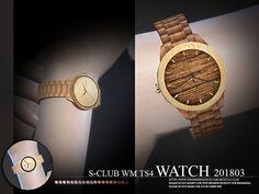 S-Club ts4 WM Watch 201803