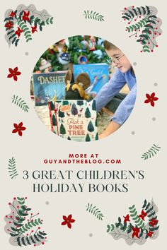 #AD: Are you looking for a great Hanukkah Book or new Christmas Stories for Children this holiday season? Pick a Pine Tree by Patrica Toht, Dasher by Matt Tavares, and The Hanukkah Magic of Nate Gadol by Arthur A. Levine are some great children's book gift ideas from @candlewickpress that I highly recommend. Children's holiday books really are wonderful ways to celebrate the season. #HolidayBooks4Kids #LikeLoveShare Pick up your copies now on Amazon! Christmas Stories For Kids, A Christmas Story, Winter Christmas, Holiday Themes, Colorful Drawings, Pine Tree, Book Gifts, Hanukkah, Good Books