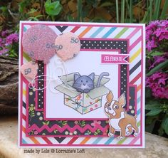 'Furry Cat with Simon :-) http://loraquilina.blogspot.com/2014/11/simon-says-stamp-furry-cat-and-box-for.html