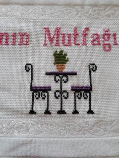 Cross Stitch Embroidery, Rage