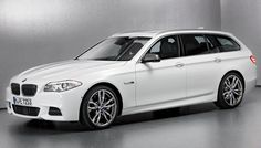 2013 BMW 5-series wagon.  Holy damn I want this.