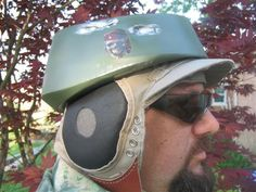 Picture of Star Wars Endor Commando Helmet