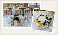 L'addobbo floreale colorato - per una sposa allegra!  www.laflorealedistefania.it   #fioriroma #addobbofloreale #allestimenti #matrimonio