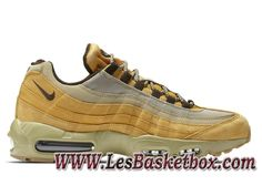 sports shoes c7f04 5cc49 Homme Running Nike Air Max 95 Essential Bronze 538416 700 Officiel prix  Pour Chaussures Jaune - 1612280526