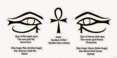 eye of horus meaning tattoo - Google Search